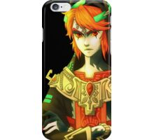 Twilight Link - No Background iPhone Case/Skin