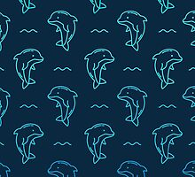Dolphins by Lizzy Watkins
