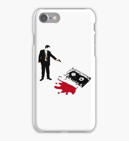 Save the Mix Tape! iPhone Case/Skin