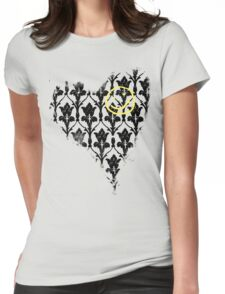 Sherlockian Womens Fitted T-Shirt