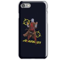 Deadshot Dc Comics iPhone Case/Skin