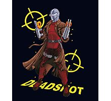 Deadshot Dc Comics Photographic Print