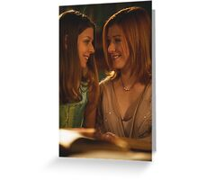 Willow and Tara! Greeting Card