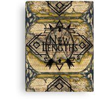 NewLengths_Cartography Design Canvas Print