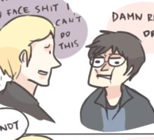Drarry Sticker
