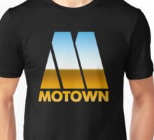 MOTOWN DISCO RECORDS (MIRROR 80s) Unisex T-Shirt