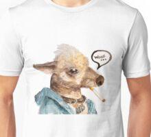 hairless dog Unisex T-Shirt