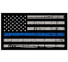 Law Enforcement Photographic Print