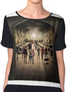Harry Potter Set Chiffon Top