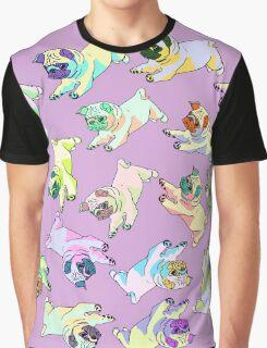 spiral pugs Graphic T-Shirt
