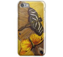 Butterfly Taxi iPhone Case/Skin