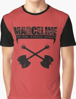 Marceline and the Scream Queens Graphic T-Shirt