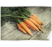 Carrots Poster