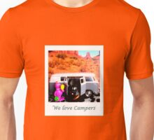 We love Campers Unisex T-Shirt