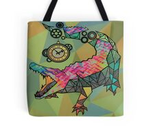 Croc Around The Clock Tote Bag
