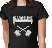 Marceline & The Scream Queens Womens Fitted T-Shirt