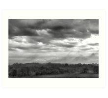 """Storm Approaching"" Art Print"