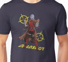 Deadshot Dc Comics Unisex T-Shirt