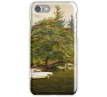 Caddy in the Camp iPhone Case/Skin