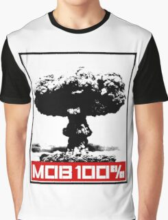 MOB 100% Graphic T-Shirt