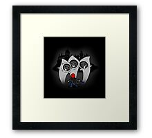 You can't a plumber's soul Framed Print