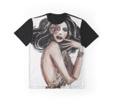 Belle Rose Graphic T-Shirt