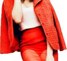 Scarlett Johansson  by WalkingMatt