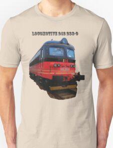 Electric Locomotive 242 288-9 Unisex T-Shirt