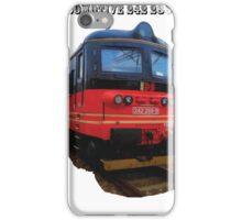 Electric Locomotive 242 288-9 iPhone Case/Skin