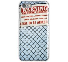 Got The Message iPhone Case/Skin