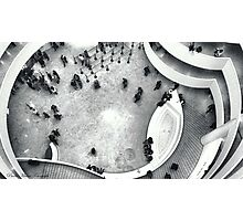 From the top Photographic Print
