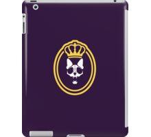 Murder Monarch (crowned) iPad Case/Skin