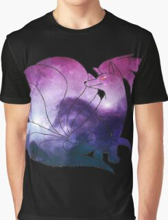 Ninetales Used Confuse Ray Graphic T-Shirt