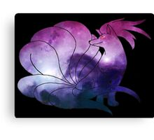 Ninetales Used Confuse Ray Canvas Print