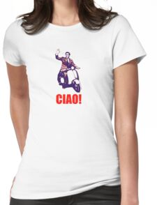 Ciao! Womens Fitted T-Shirt