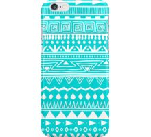 Boho In Blue And White iPhone Case/Skin