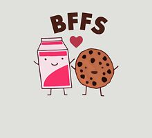 Best Friends - Cookies and Milk Funny Unisex T-Shirt