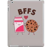 Best Friends - Cookies and Milk Funny iPad Case/Skin