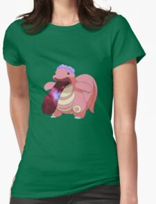 Lickitung - Pokemon Womens Fitted T-Shirt