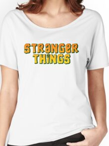 Stranger Things  (The Goonies) Women's Relaxed Fit T-Shirt
