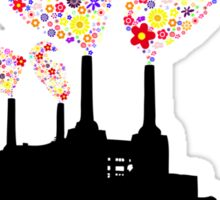Battersea Flower Station  Sticker