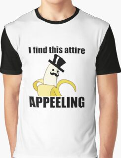 I find this attire appeeling Graphic T-Shirt