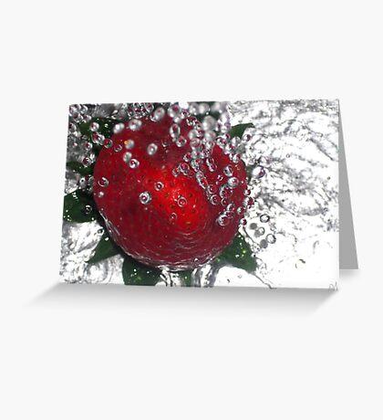 Fresh Delight Greeting Card