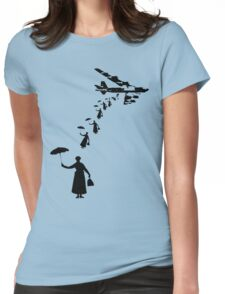 Maryine Commandos Womens Fitted T-Shirt