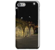 Broken Bridge, Puente Roto, Cuenca, Ecuador II iPhone Case/Skin