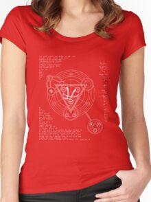 Arcane Sanctum  Women's Fitted Scoop T-Shirt