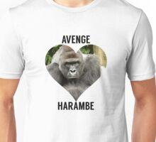 AVENGE HARAMBE Unisex T-Shirt