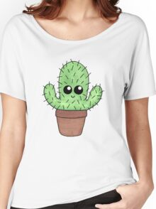 Mr Cactus Women's Relaxed Fit T-Shirt