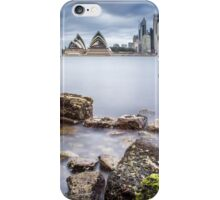 The Prima Donna Across The Water iPhone Case/Skin