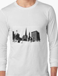 Iconic Buffalo Long Sleeve T-Shirt